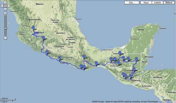mexique-map