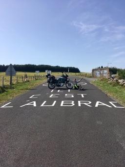 Expemundo - Europe Summer Tour 2017 - Aubrac Moto